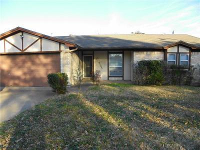 Arlington Single Family Home For Sale: 4203 Rush Springs Drive