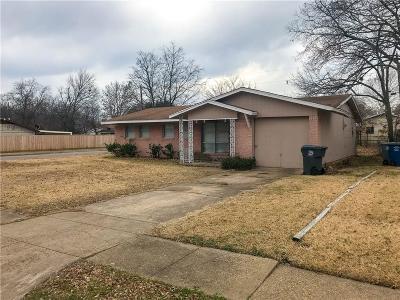 Dallas Single Family Home For Sale: 1959 Oak Hill Circle