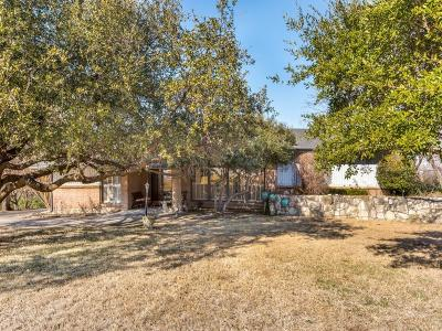 Irving Single Family Home For Sale: 2509 Skyline Drive