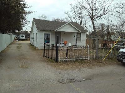 Dallas Single Family Home For Sale: 421 Toronto Street