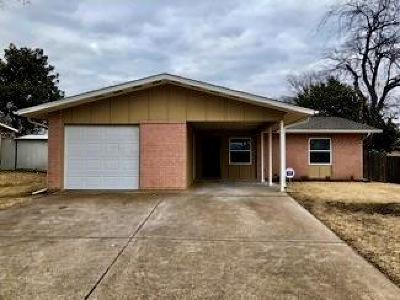 Garland Single Family Home For Sale: 3613 Glacier Lane