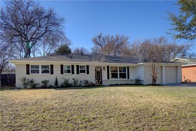 North Richland Hills Single Family Home Active Option Contract