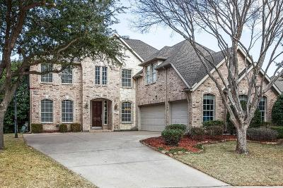 Flower Mound Single Family Home For Sale: 2708 Pasadena