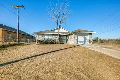 Dallas Single Family Home For Sale: 3319 Guadalupe Avenue