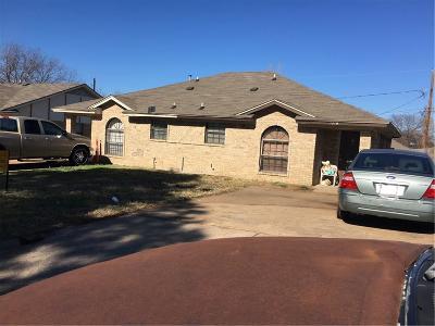 Arlington Multi Family Home Active Option Contract: 1705 Patricia Street