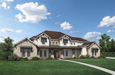 Flower Mound Single Family Home For Sale: 6509 Via Italia Drive