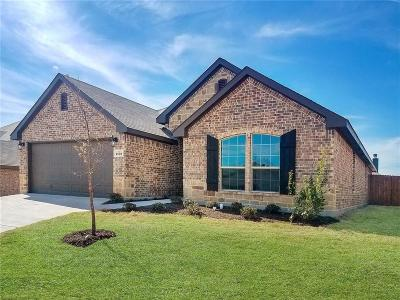 Weatherford Single Family Home For Sale: 2508 Old Buck Drive