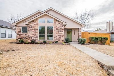 Fort Worth Single Family Home For Sale: 4776 Wineberry Drive