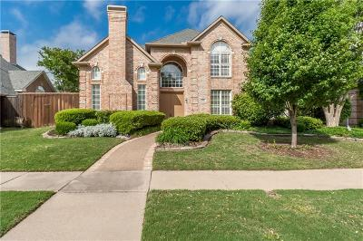 Coppell Single Family Home For Sale: 643 Lake Park Drive