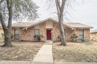 Garland Single Family Home For Sale: 2725 Ashglen Drive