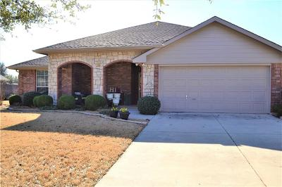 Denton Single Family Home For Sale: 1806 Cyrus Way