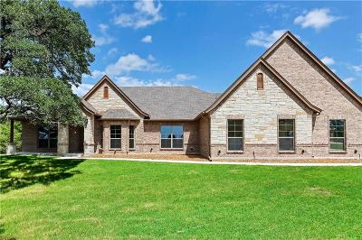 Azle Single Family Home For Sale: 134 Deer Grove Trail