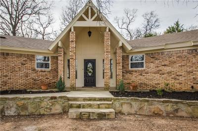 Keller Single Family Home For Sale: 1104 Melissa Drive