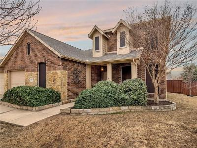 Little Elm Single Family Home For Sale: 2444 Morning Dew Drive