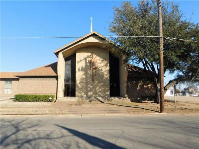 Sherman TX Commercial Active Option Contract: $899,000