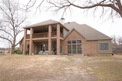 Weatherford Single Family Home For Sale: 120 Sunny Oaks Court