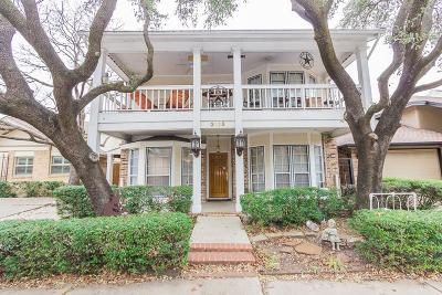 Dallas Single Family Home For Sale: 3115 Bryan Street