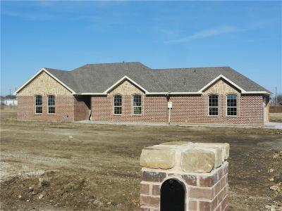 Joshua Single Family Home Active Contingent: 3400 Chinaberry Lane