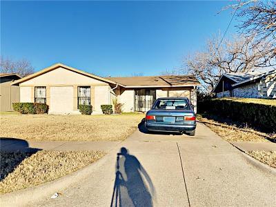 Dallas Single Family Home For Sale: 3423 Judge Dupree Drive