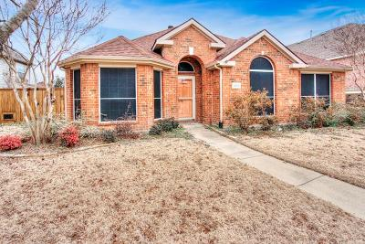 Rockwall County Single Family Home For Sale: 1378 Grass Valley Drive