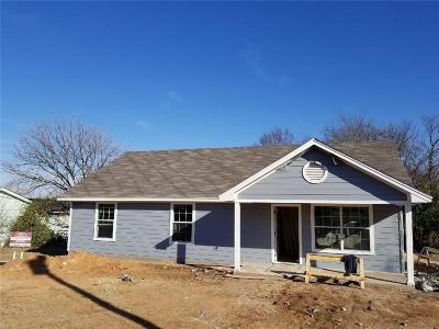 Granbury Single Family Home Active Option Contract: 1315 E Apache Trail