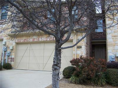 Lewisville Townhouse For Sale: 2593 Jackson Drive