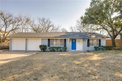 Weatherford Single Family Home For Sale: 110 Oak Ridge Terrace