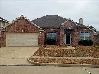 Arlington Single Family Home For Sale: 7519 Geneseo Lane