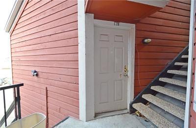 Dallas Condo For Sale: 9805 Walnut Street #210