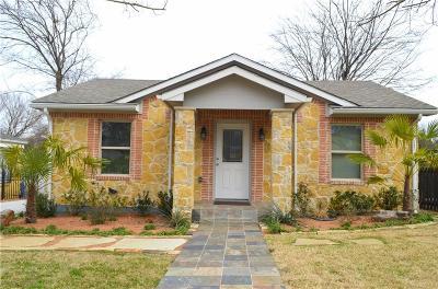 Dallas Single Family Home For Sale: 630 Richmondell Avenue