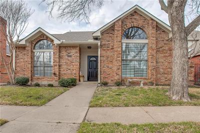 Richardson Single Family Home Active Option Contract: 2717 Cherlin Place
