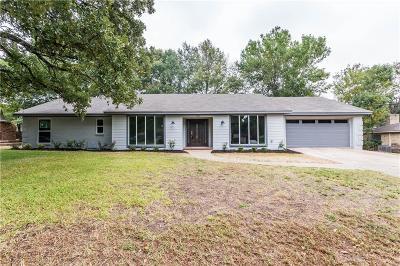Corsicana Single Family Home For Sale: 808 Northwood Boulevard