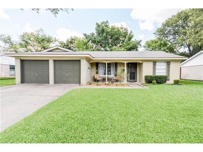 Richardson Single Family Home For Sale: 525 Fairview Drive