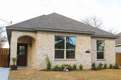 Dallas Single Family Home For Sale: 4931 Mexicana Road