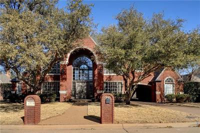 Colleyville Single Family Home For Sale: 2906 Cottonwood Lane