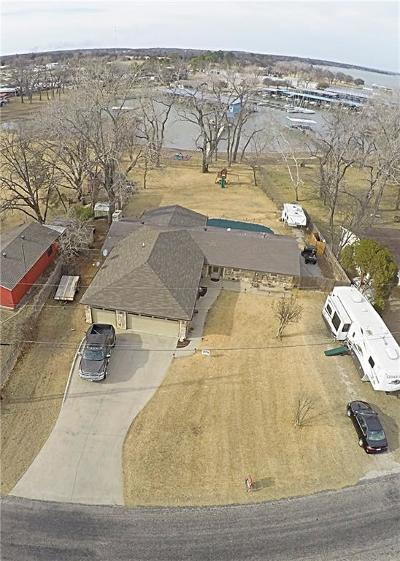 Azle Single Family Home Active Option Contract: 11305 Eustace Drive