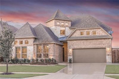 Frisco Single Family Home For Sale: 12922 Lourdes