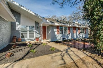 North Richland Hills Single Family Home For Sale: 7329 Bursey Road