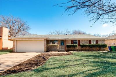 Watauga Single Family Home For Sale: 6124 Maurie Drive