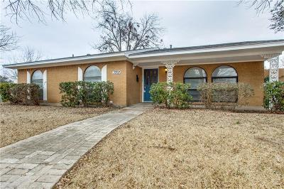 Garland Single Family Home For Sale: 3702 Tulane Circle