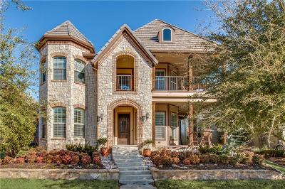 McKinney Single Family Home Active Contingent: 7608 Keechie Drive