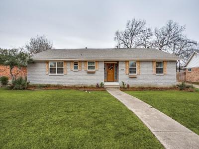 Dallas Single Family Home For Sale: 8424 Suncrest Drive