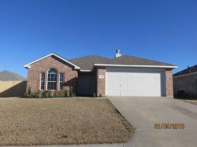 Farmersville TX Single Family Home For Sale: $184,900