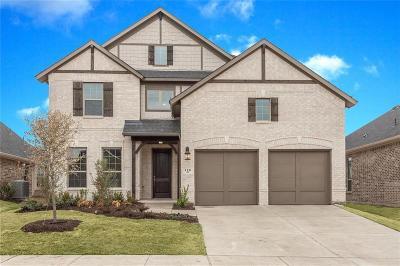 Wylie Single Family Home For Sale: 128 Live Oak Drive
