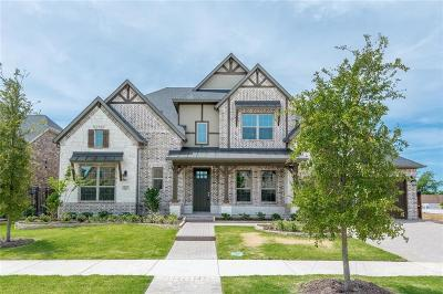Frisco Single Family Home For Sale: 1827 Peppervine Road
