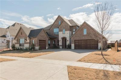 Frisco TX Single Family Home For Sale: $639,990