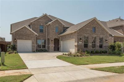 Little Elm Single Family Home For Sale: 9816 Pikes Peak Place