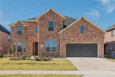 Prosper Single Family Home For Sale: 830 Walworth Drive