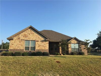 Granbury Single Family Home Active Option Contract: 3603 Upper Lake Circle