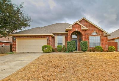 Mesquite Single Family Home For Sale: 1228 Parkwood Trail